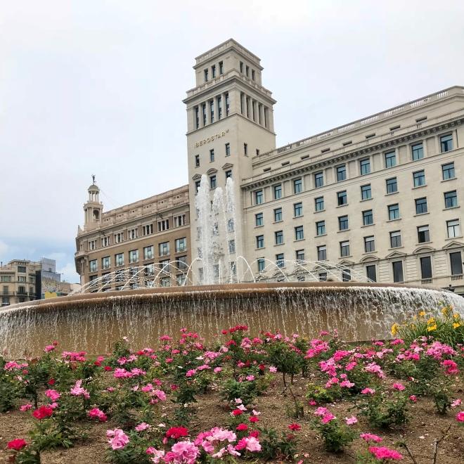 Plaça de Catalunya Barcelona