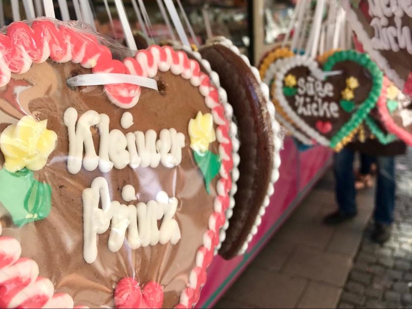 Marienplatz Market Munich