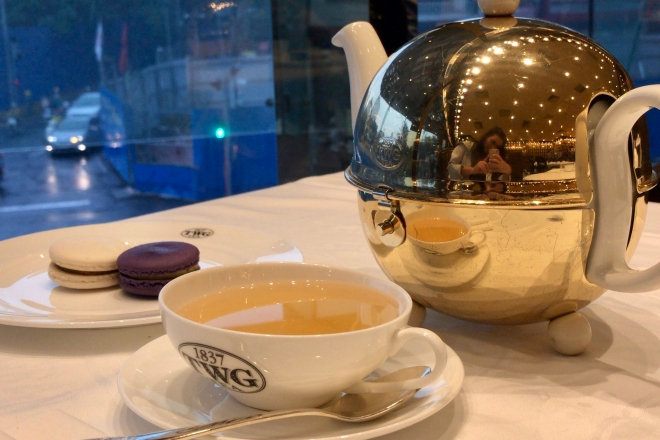 HIGH TEA AT TWG HO CHI MINH