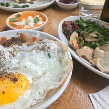 Cafe Popular Brunch Tel Aviv