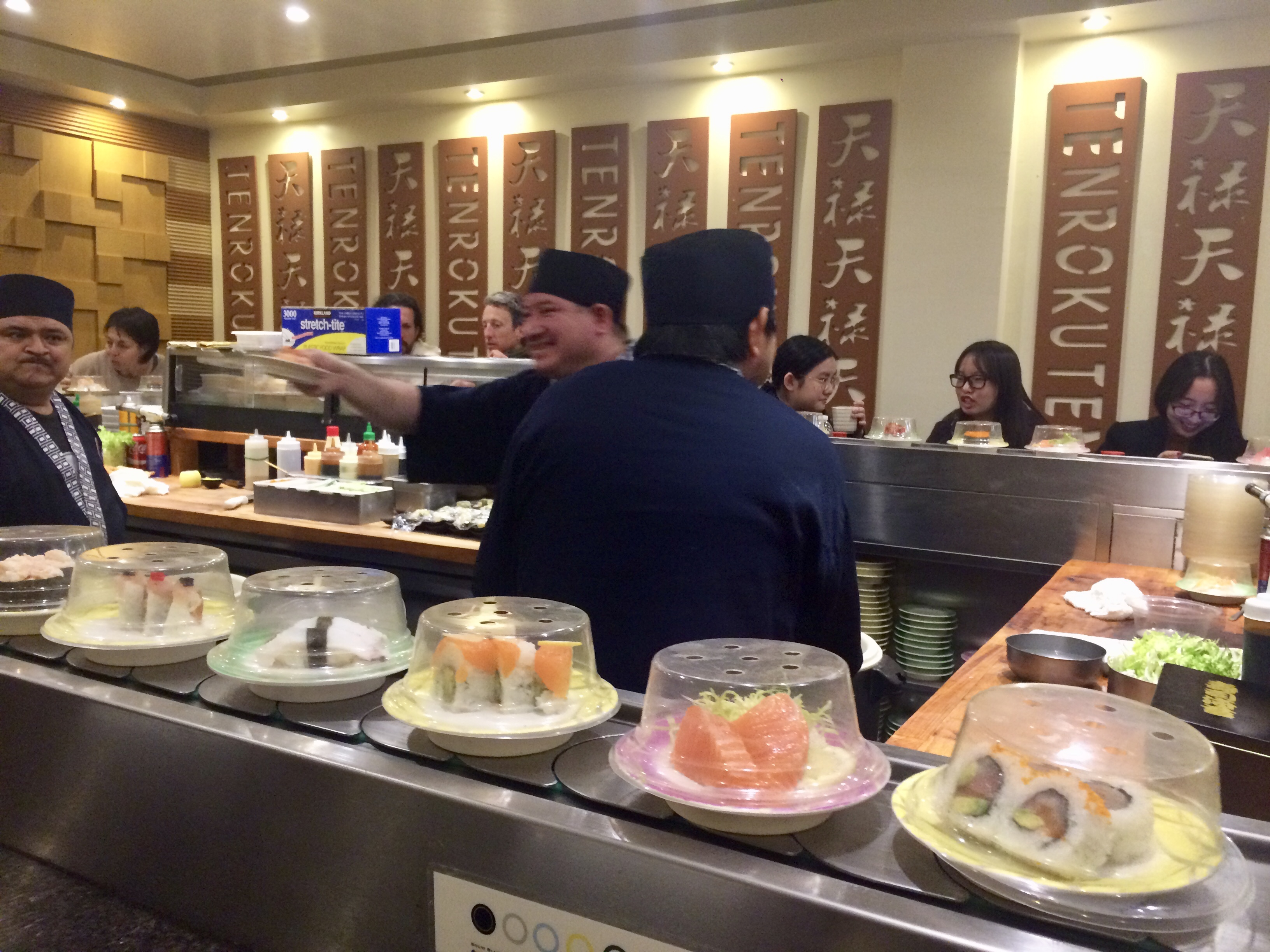 Tenroku Sushi San Francisco