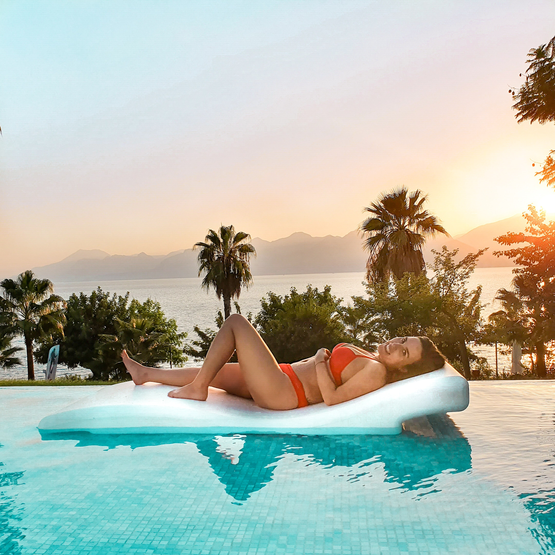Akra Hotel Pool