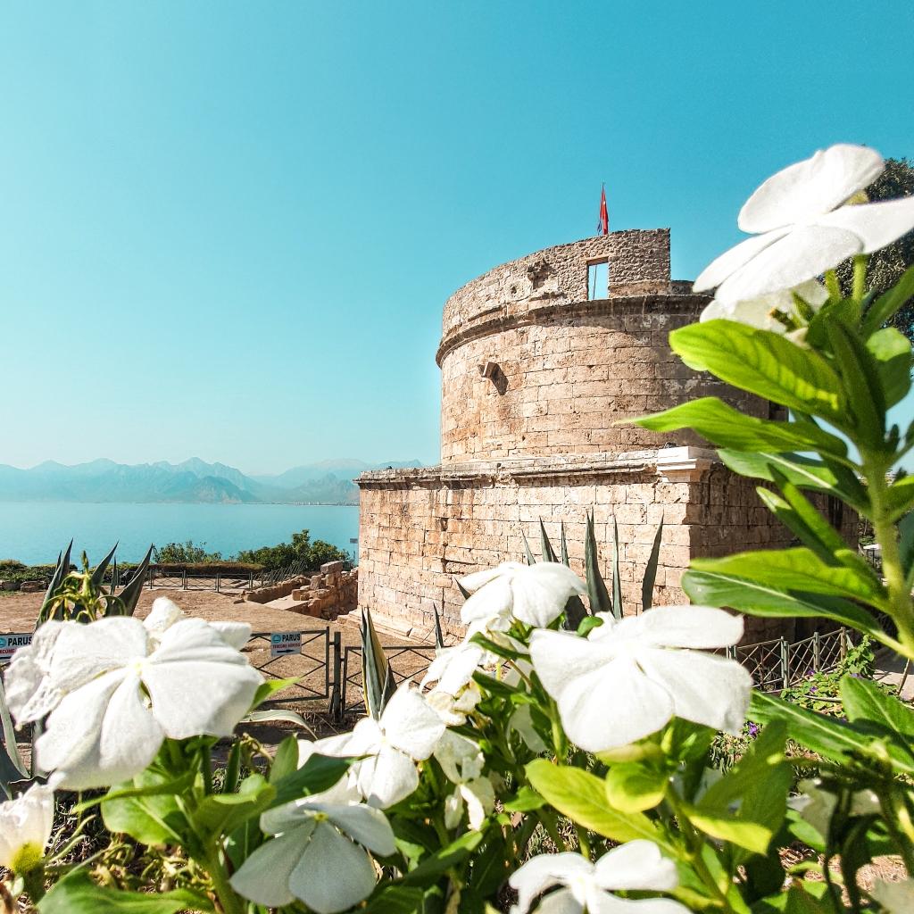 Hıdırlık Tower Antalya