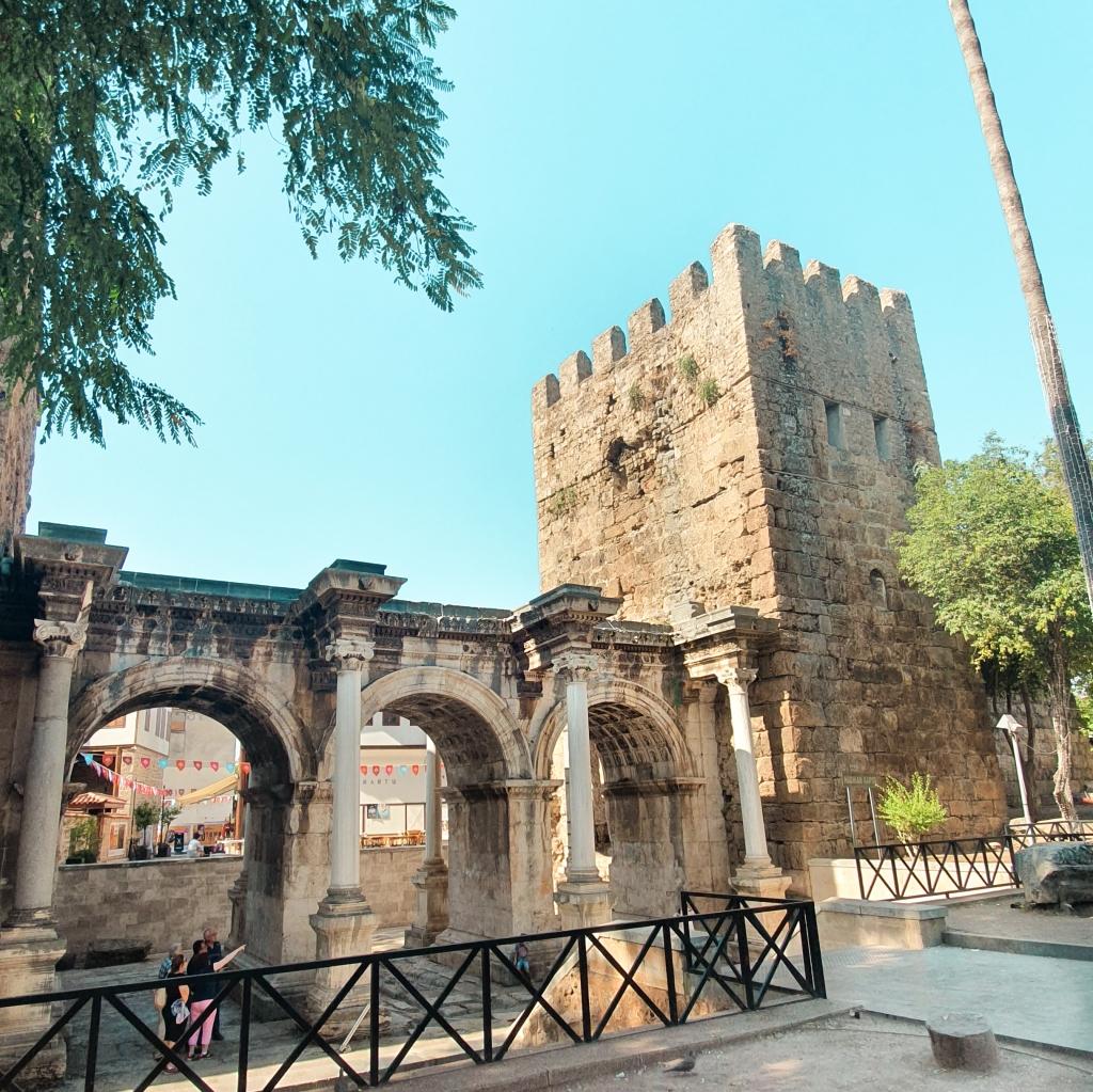 Hadrian's Gate Antalya
