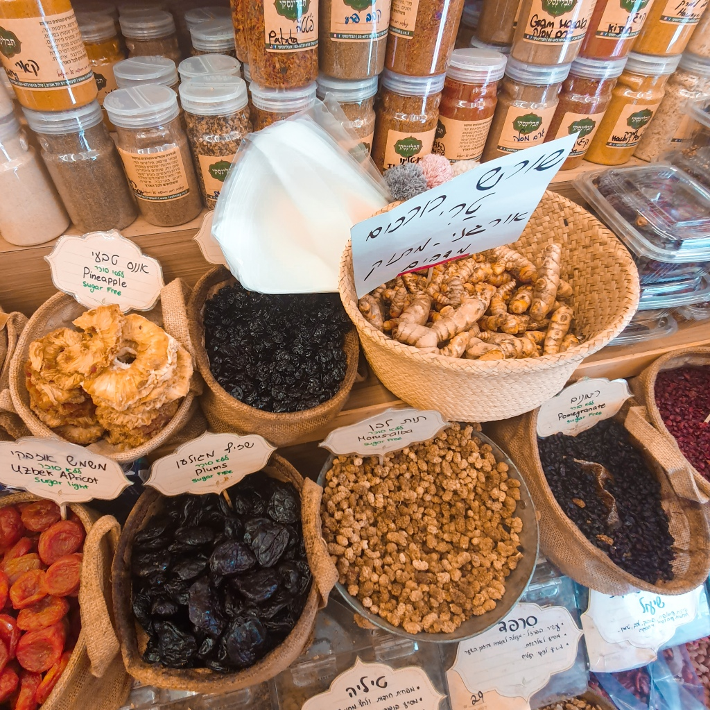 Levinski Market Tel Aviv